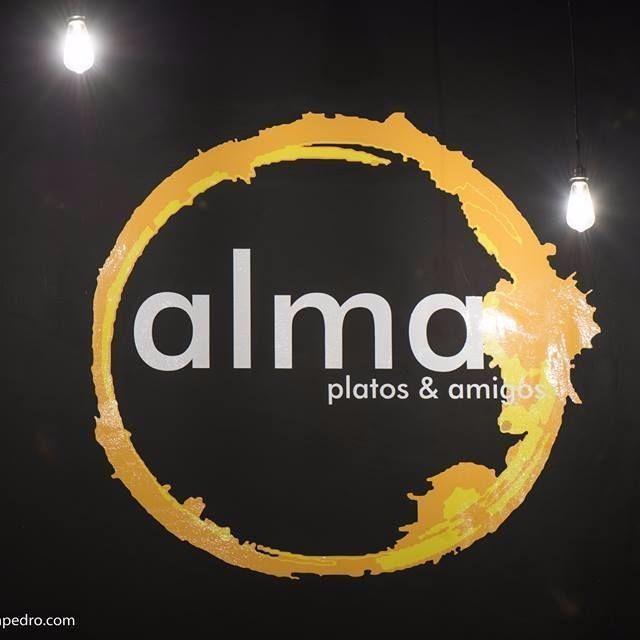 Alma - Platos & Amigos